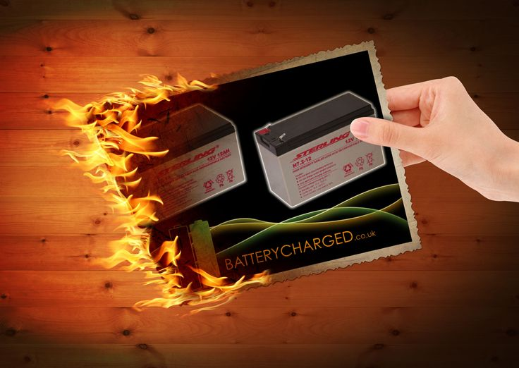 Fire Alarm System Batteries