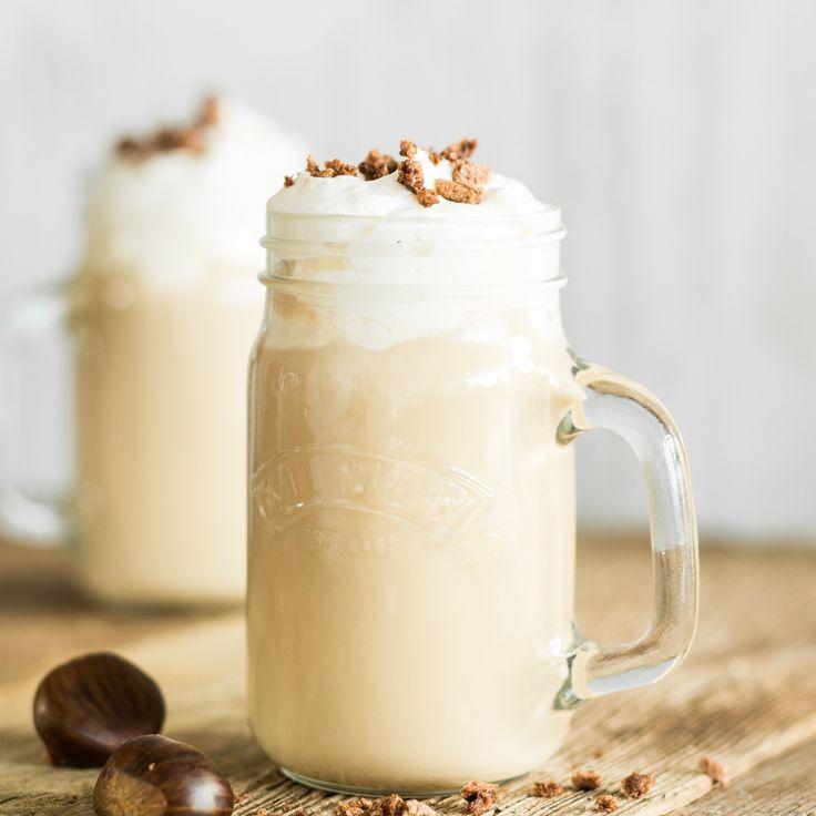 Caffè-Maronen-Latte