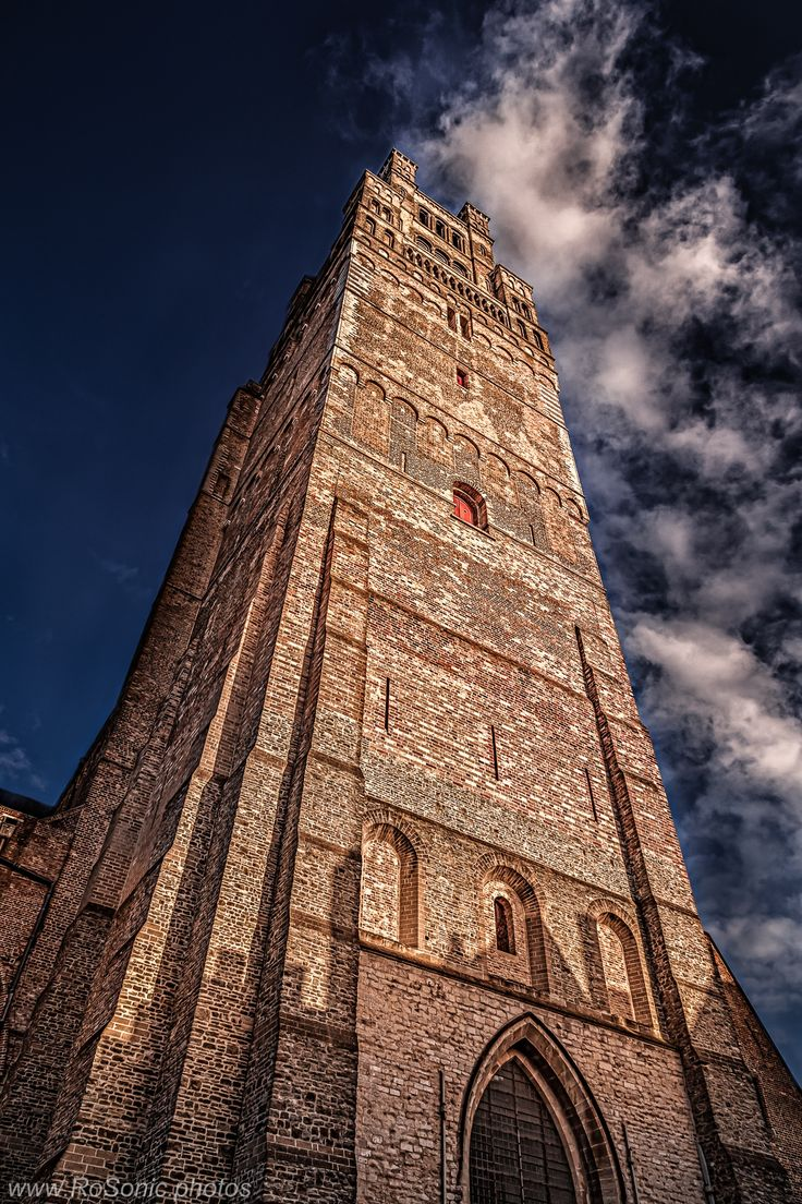 Sint-Salvator Cathedral, Bruges by Andrei Robu - RoSonic.photos on 500px