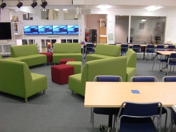Open Classroom Design ~ Best classroom seating arrangements and learning spaces