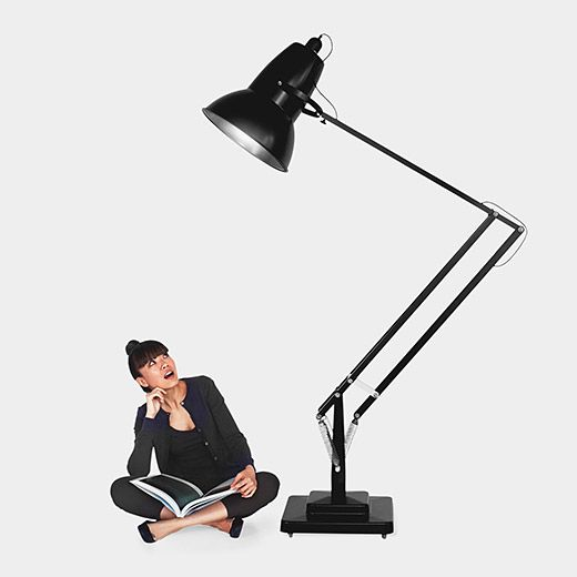 So want this Giant Anglepoise Original Floor Lamp for my ...