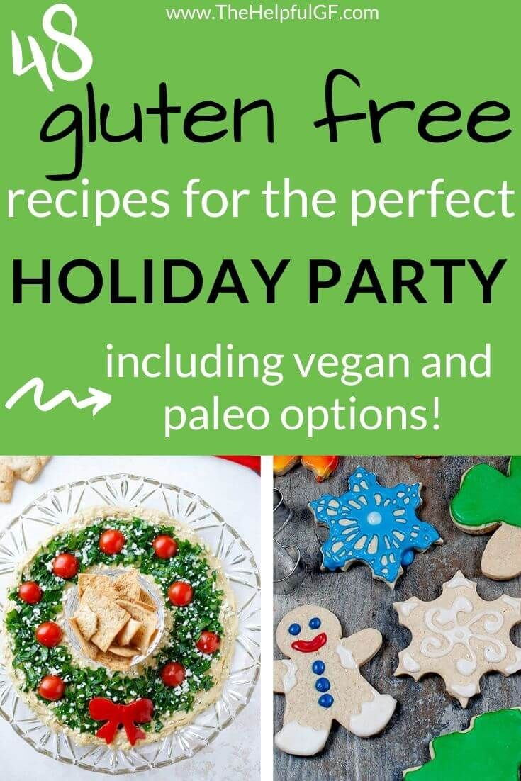 48 Gluten Free Christmas Party Food Ideas Christmas Party Food