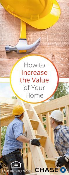 Renovation is a great way to increase the value of your home because you're reinvesting in your current property. Check out these home improvement tips to take your space from drab to fab, and learn how to finance your next project.