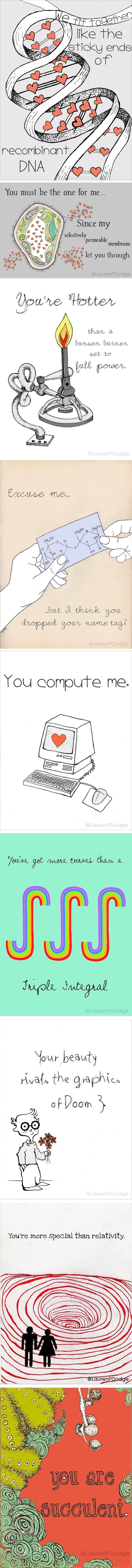 Nerd Alert! Free Valentine Print-Outs for the Casual Geek #freevalentine #nerdy #design
