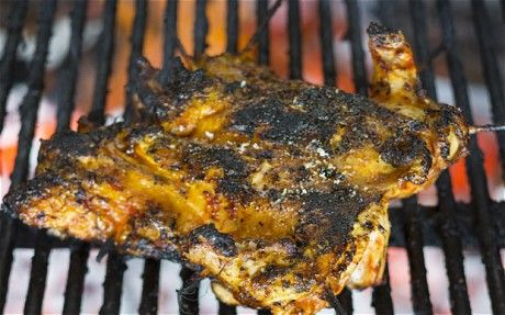 Try this Brazilian spicy chicken recipe next time you have a barbecue.