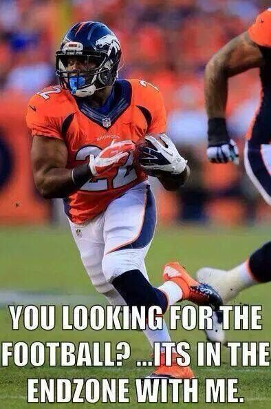 C.J Anderson is Killing it, 2014..I'm loving it
