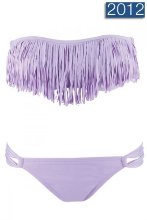 lavender bathing suit....quit laughing .... i won't wear this now...I'm pinning it to try and get myself motivated!! I love this......