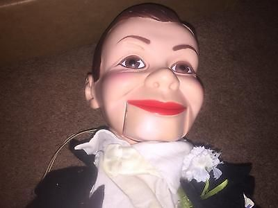 VINTAGE 1977 JURO Novelty Charlie McCarthy DUMMY VENTRILOQUIST Puppets