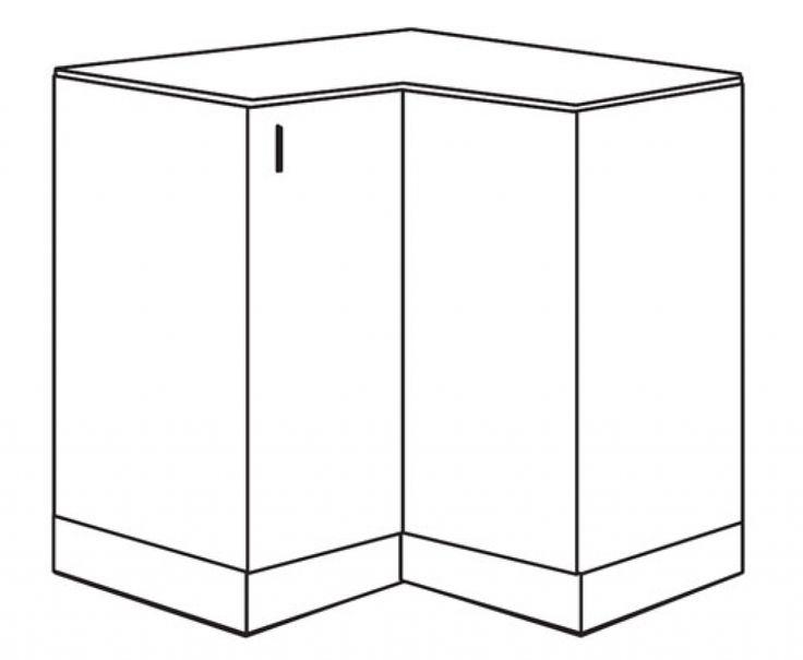 ... modern honig ahorn kchenschrnke tusnow eckschrank wohnzimmer modern