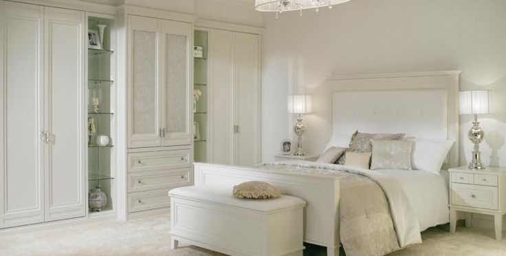 Our Palladian range of Classic Fitted Wardrobes & Bedrooms | Hammonds