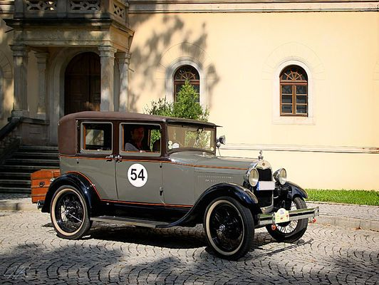 Ford Modell A, BJ 1928