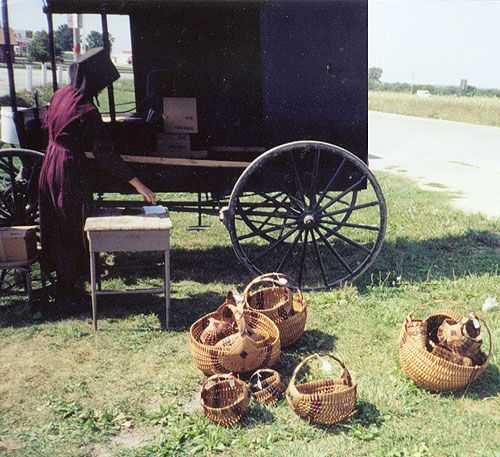Basket Making Supplies Maine : Images about amish stuff on minnesota