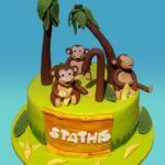 Safarii cake