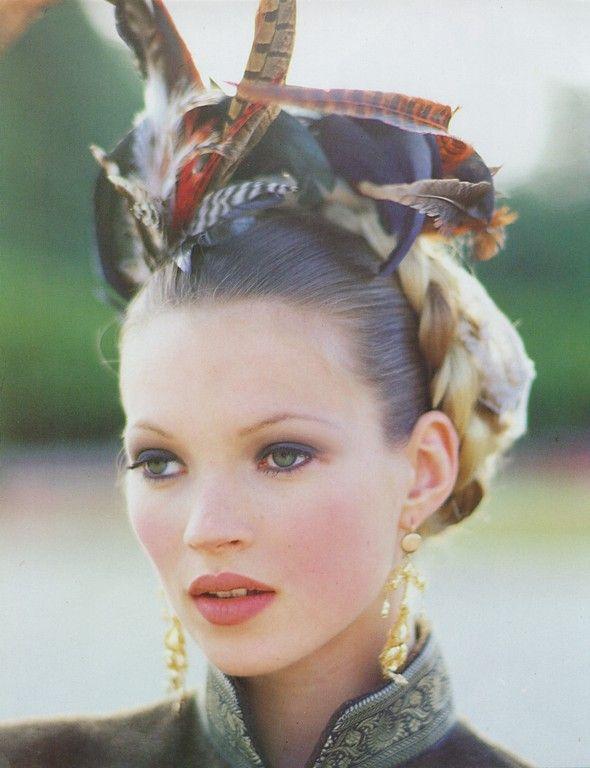 oriental look of KM
