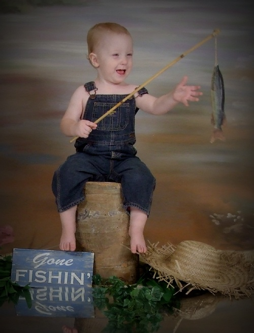 1000 images about photography old time on pinterest for Little kid fishing pole