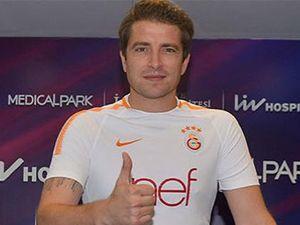 Galatasaray'a Fransız kaleci