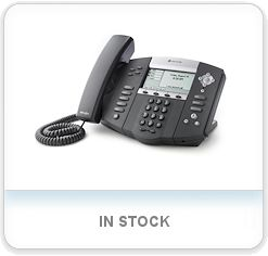 Polycom SoundPoint® IP 550 HD Voice Phone