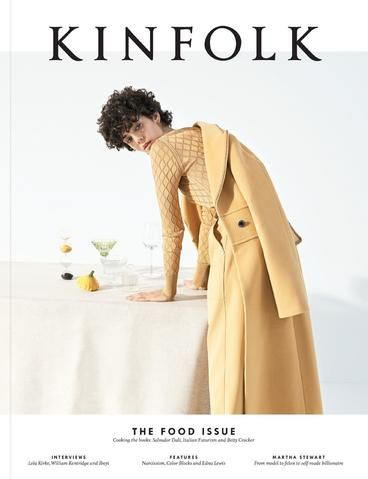 22 best kinfolk images on pinterest kinfolk magazine journals and discovering new things to cook make and do kinfolk magazine is a quarterly that collects ideas from a growing international community of artists writers fandeluxe Images