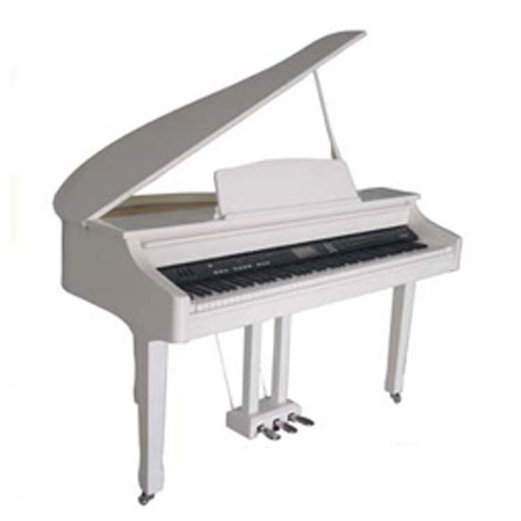 Digital Baby Grand Piano Prices   white baby grand piano prices