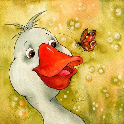 бабочка (Виктория Кирдий)
