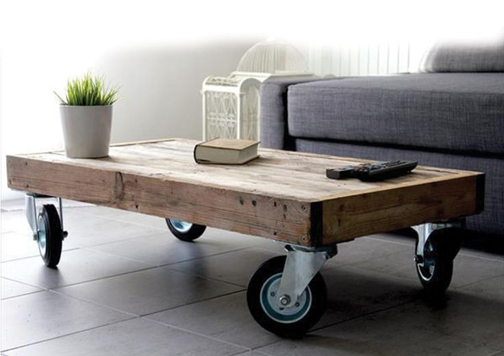 plain wood or any graphic can be applied to the coffee tables - R2800