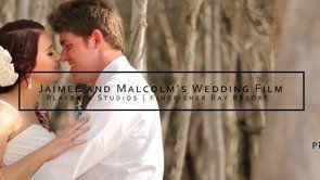 Jaimee & Malcolm are married with style and fun. #playbackstudios #weddingfilms #weddingvideos #weddingfilmsaustralia #weddingphotos #weddingphotographyaustralia #weddingphotography #weddings #sunshinecoastweddings  #airliebeachweddings