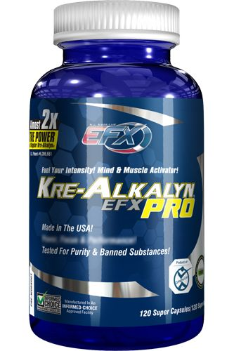 Kre-Alkalyn . Kre-Alkalyn gehört zu den wohl bekanntesten Kreatin- und Supplement-Produkten der Welt.Es ist im Gegensatz zu Kreatin Monohydrat PH-neutral. Bei der Bezeichnung steht das Kre als Abkürzung für Kreatin und das...