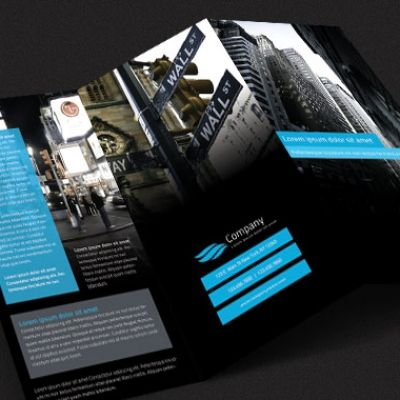 25 best images about Templates – Printable Tri Fold Brochure Template
