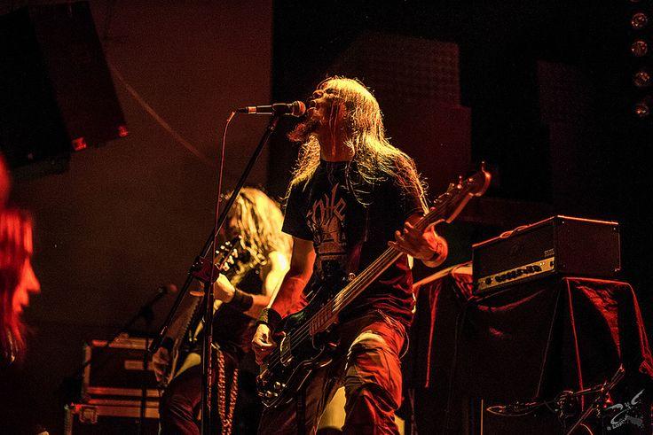 Sataran at Ucho - Gdynia Poland #metal #livemusic