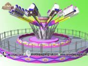 Montaña de Menisco - Venta de juegos mecánicos extremos - Fabricante de juegos mecánicos para parques de atracciones-Sinorides