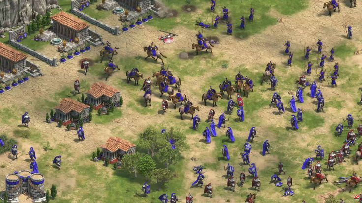 'Age of Empires' is getting a 4K upgrade Hey Blizzard: youre not the only developer that can remaster a classic real-time strategy game. Microsoft has unveiled Age of Empires: Definitive Edition a rework of Ensemble Studios history-based conquer-the-map title. Graphics and sound get the obvious improvements with 4K resolution support higher-detail visuals and a remastered soundtrack but there are some functional improvements too. Theres a new narrative Xbox Live multiplayer new zoom levels…