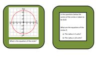 General formula for a circle new GCSE - Resources - TES
