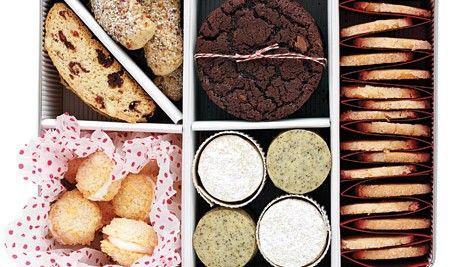 Cómo envolver galletas para la Navidad