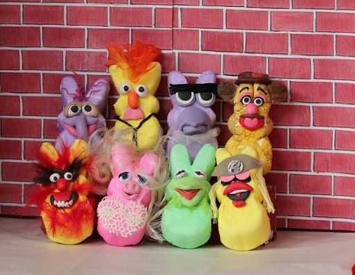 Peeps on Television: 20 Shows Starring Marshmallow Peeps | Mental Floss