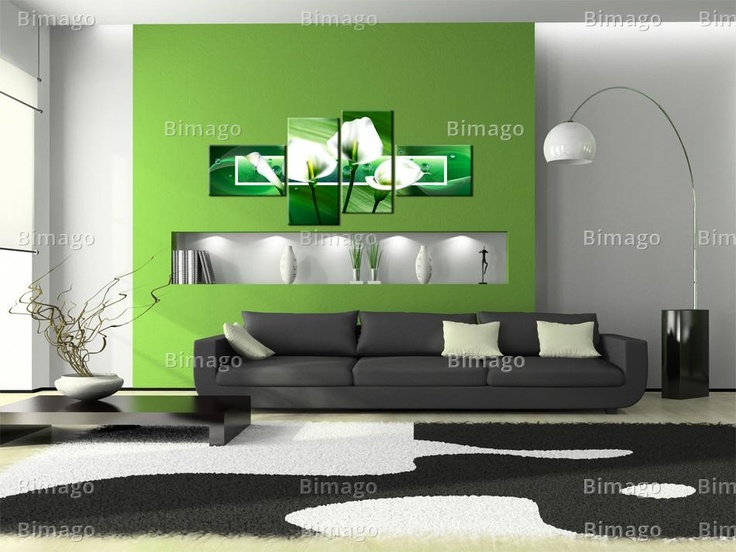 140 best Decorate with bimago! images on Pinterest Wall hanging - moderne leinwandbilder wohnzimmer