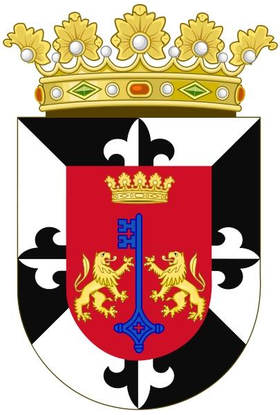 Stemma Santo Domingo - Repubblica Dominicana
