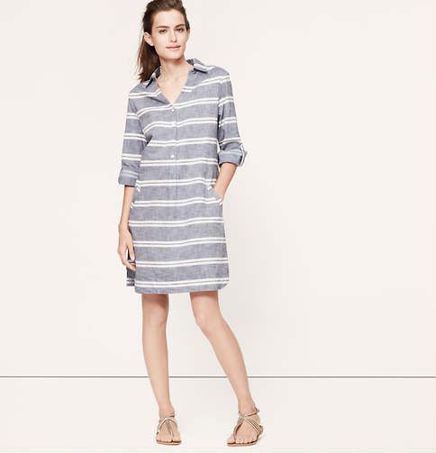 Syden shirt dress images
