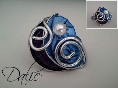 El alma de Dalie: Nespresso-anillos