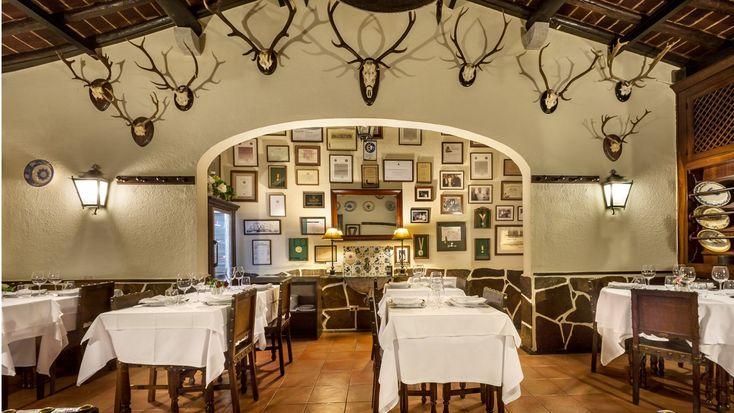 Restaurant Fialho in Evora, Portugal