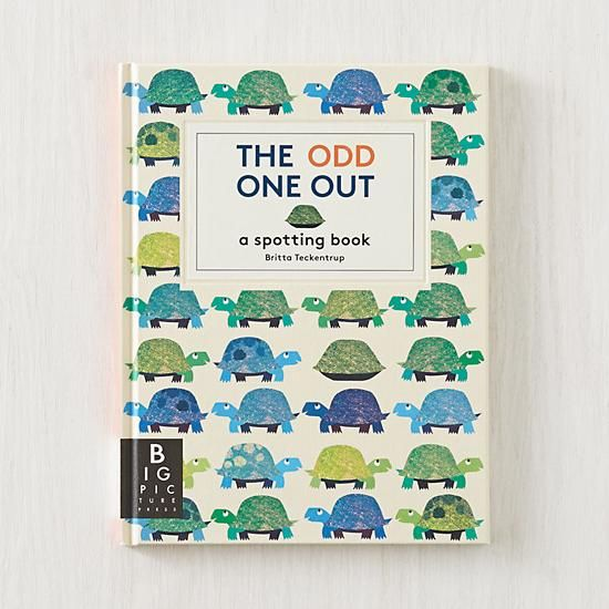 The Odd One Out in New Toys & Gifts | The Land of Nod #nodwishlistsweeps