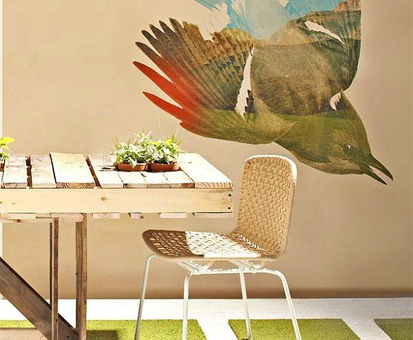Die besten 25+ Rattan stühlen Ideen auf Pinterest Esszimmertisch - küchentisch mit stühlen