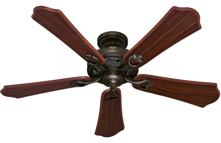 31 best ceiling fans images on pinterest hunter fans hunters and hunter kingsbury 52 ceiling fan roman bronze 23957 aloadofball Images