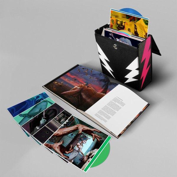 Gorillaz Official Store Humanz Super Deluxe Vinyl Box Set Gorillaz Vinyl Records Vinyl