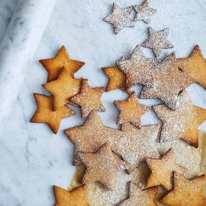 Glutenfria pepparkakor – recept
