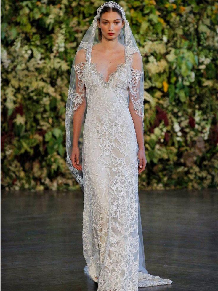 Best 25+ Versace wedding dress ideas on Pinterest ...