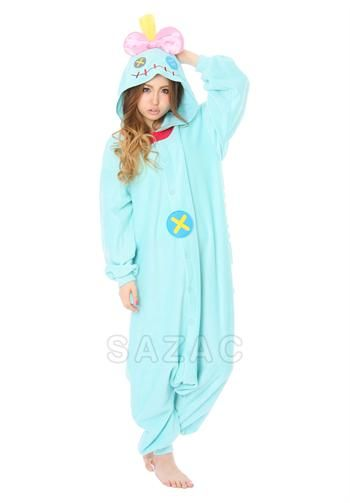 Kigurumi Shop | Scramp Kigurumi - Animal Onesies... From Lilo and Stitch