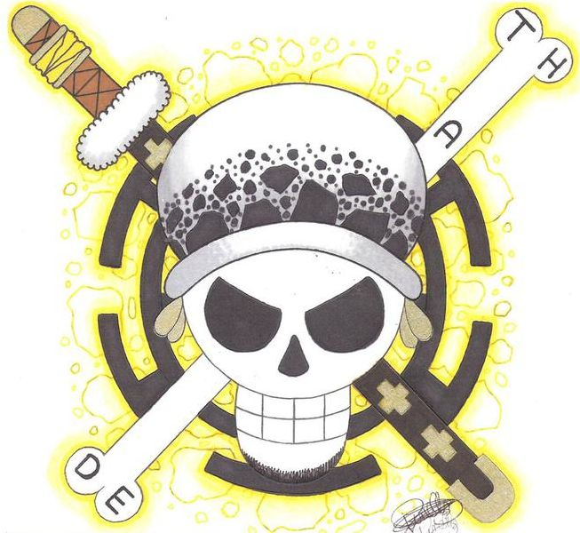 86 best Trafalgar D. Water Law images on Pinterest | One ...