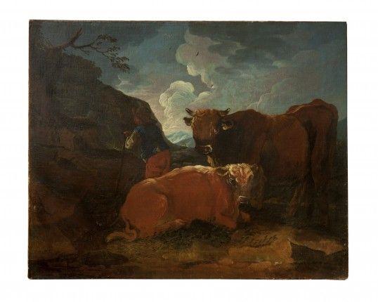 Johan Melchior Ross da Tivoli( 1659-1731)