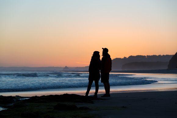 Sunset stroll - Box of Light - Surf + Lifestyle + Mountains
