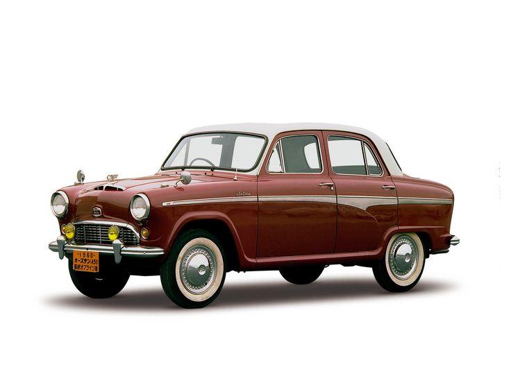 日産オースチンA50ケンブリッジサルーン(B131)